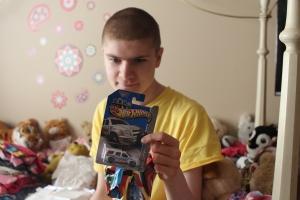 Day 4: Hotwheels Emergency vehicle!