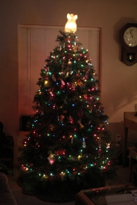 Our Tree for 2013!