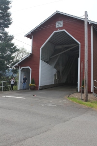 The Office Covered Bridge.