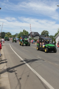John Deere was well represented!