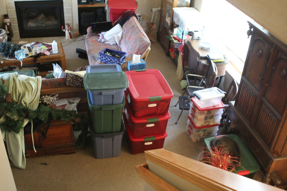 These are just a few of our containers.............